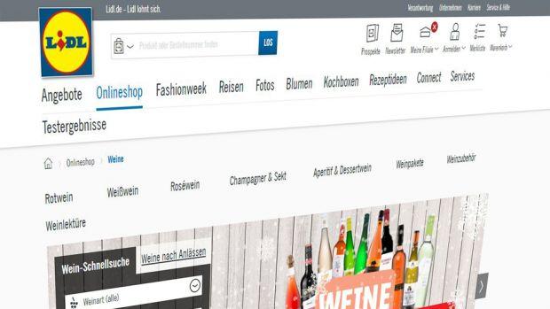 E Commerce Lidl Legt Mit Online Lager In Ludwigsfelde Los