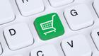 Online-Handel Tastatur