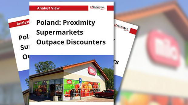 Poland: Proximity Supermarkets Outpace Discounters
