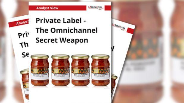 Private Label - The Omnichannel Secret Weapon
