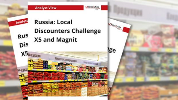 Russia: Local Discounters Challenge X5 and Magnit