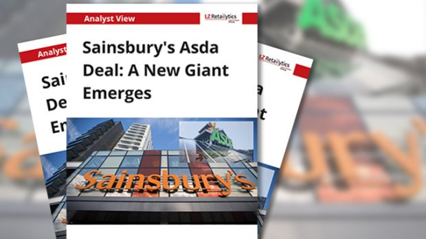 Sainsbury's Asda Deal: A New Giant Emerges
