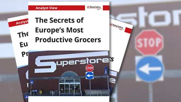 Secrets of Europe's Most Productive Grocers