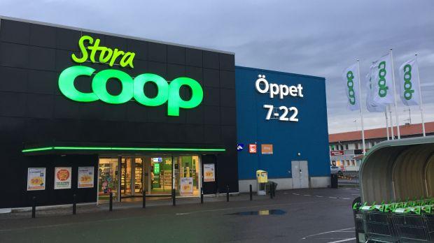 Stora Coop in Kungsbacka