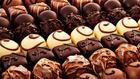 Süßwaren Pralinen