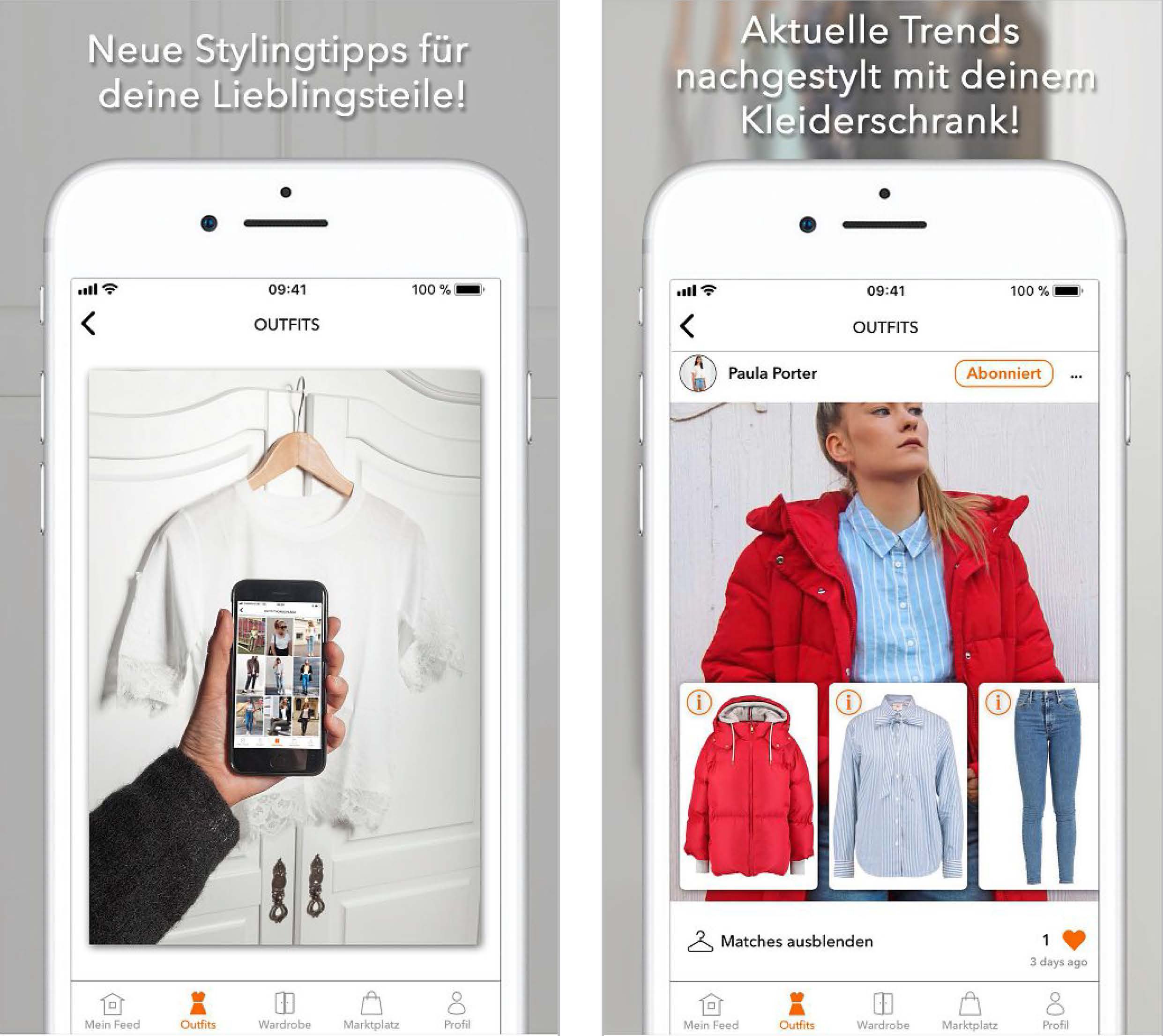 best service 4c5ef 5dec9 Virtueller Kleiderschrank: Zalando-App hilft Kunden bei der ...