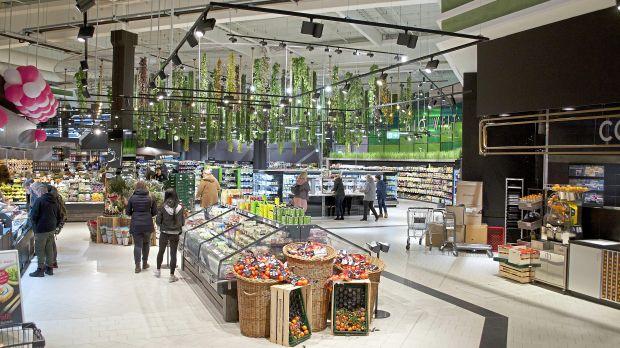 Großflächenkonzept Edeka Rhein Ruhr Modernisiert Marktkauf