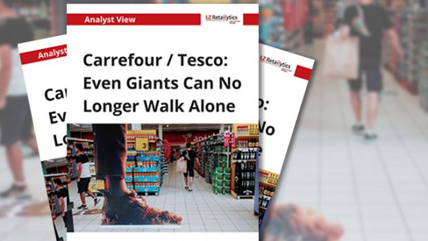 Carrefour / Tesco: Even Giants Can No Longer Walk Alone