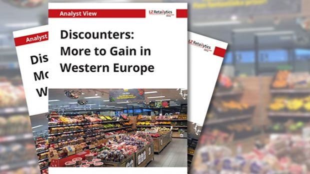 Discounters: More to Gain in Western Europe