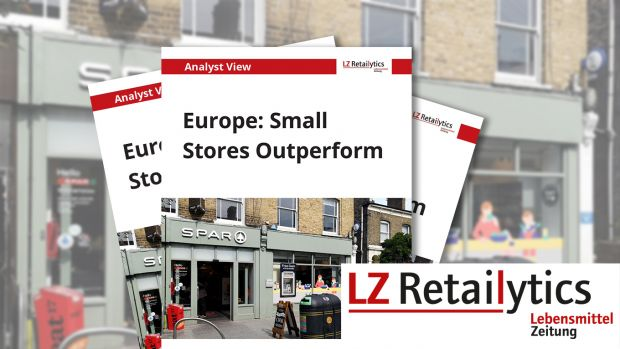 Europe: Small Stores Outperform
