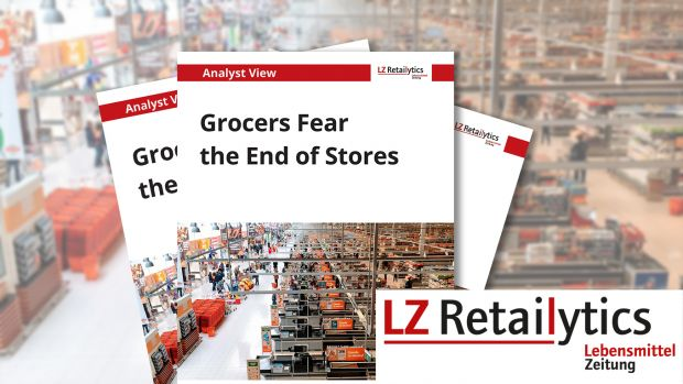 Grocers Fear the End of Stores
