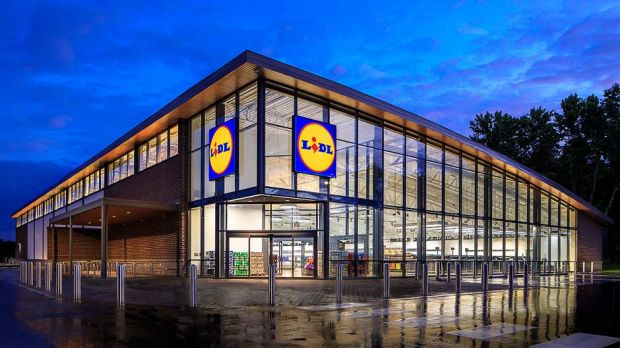 Lidl forciert die Expansion in den USA.