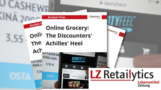 Online Grocery: The Discounters' Achilles' Heel