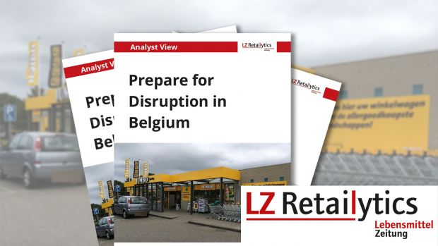 Prepare for Disruption in Belgium