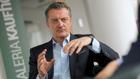 Seit genau einem Jahr Kaufhof-Chef:  Roland Neuwald.