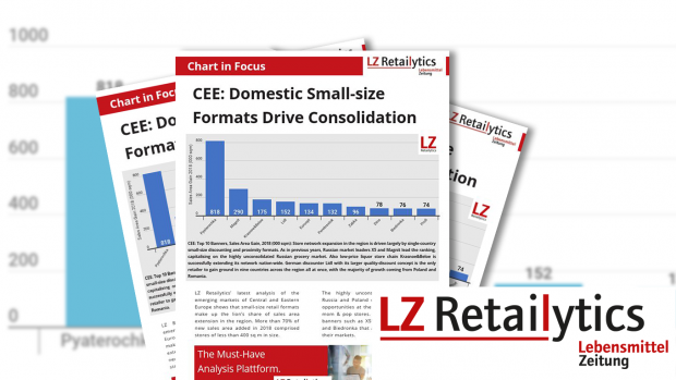 Small-size Formats Drive Consolidation