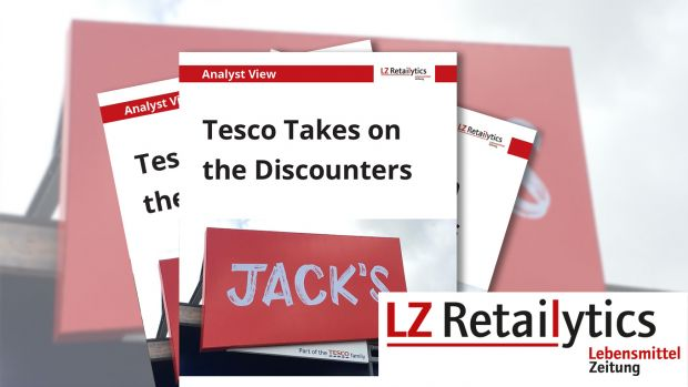 Tesco Takes on the Discounters