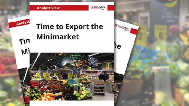 Time to Export the Minimarket
