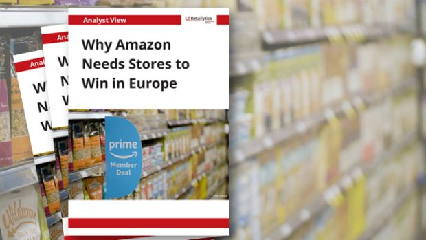Why Amazon Needs Stores to Win in Europe