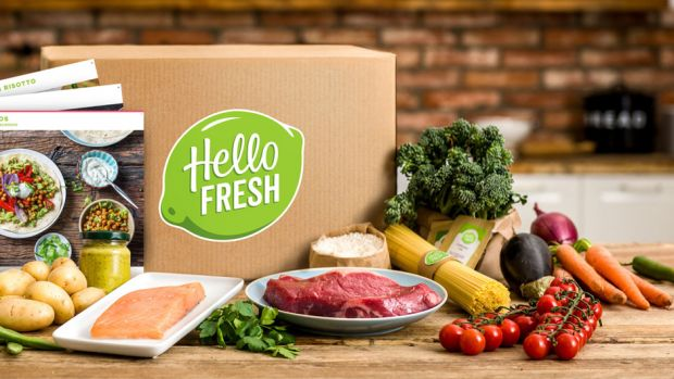 The entry into the Scandinavian country is part of Hellofresh's announced global growth strategy.