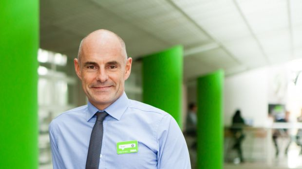 Asda CEO: Roger Burnley