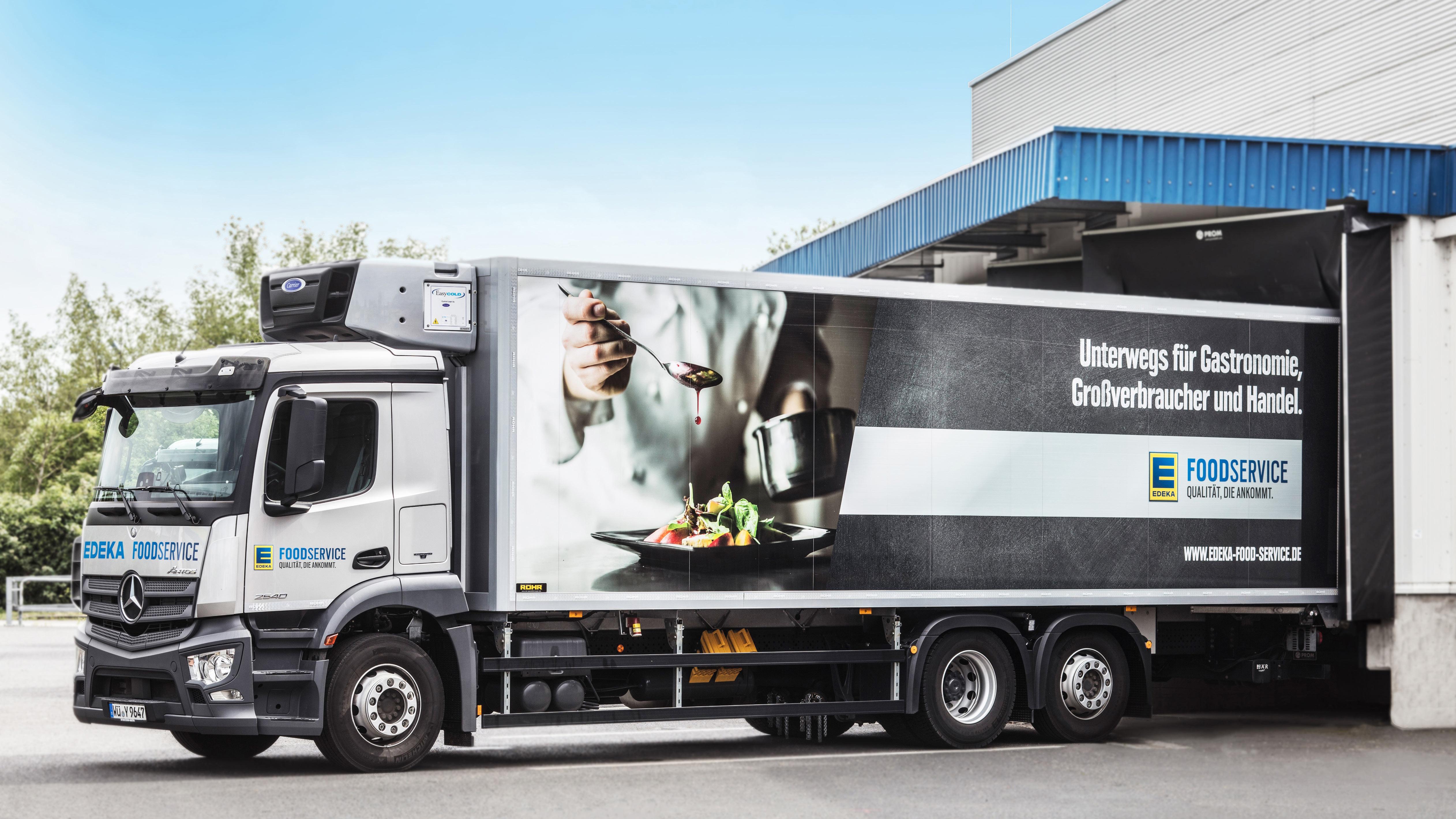 Neuorganisation: Edeka Foodservice baut Vorstand um