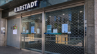 Karstadt geschlossen