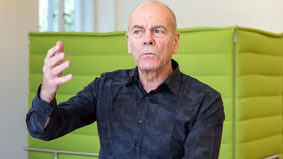 Transformationsphase: Peter Harf wird CEO und Chairman bei Coty