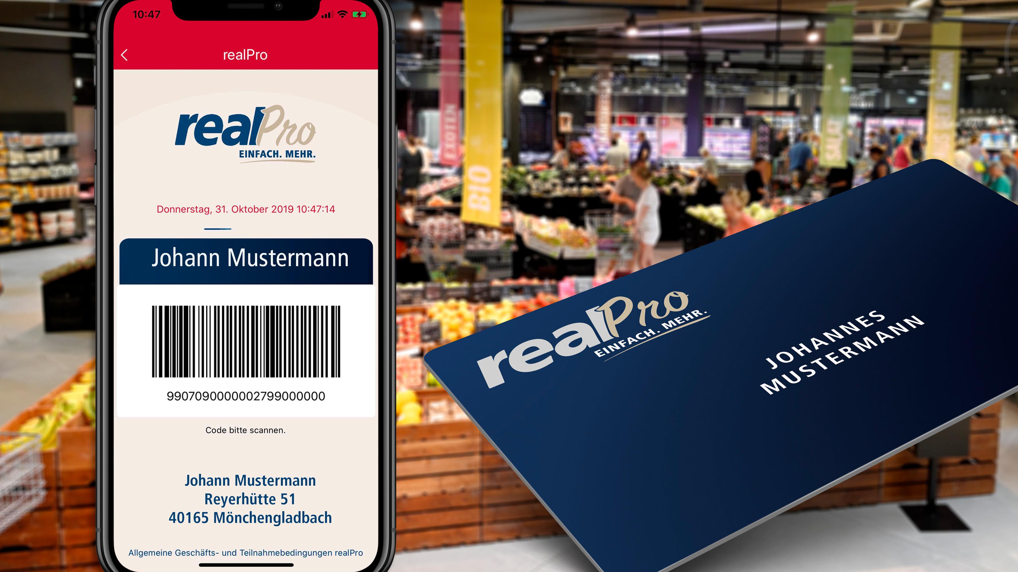 Loyalty-Programm: Realpro wird nach Test ausgerollt