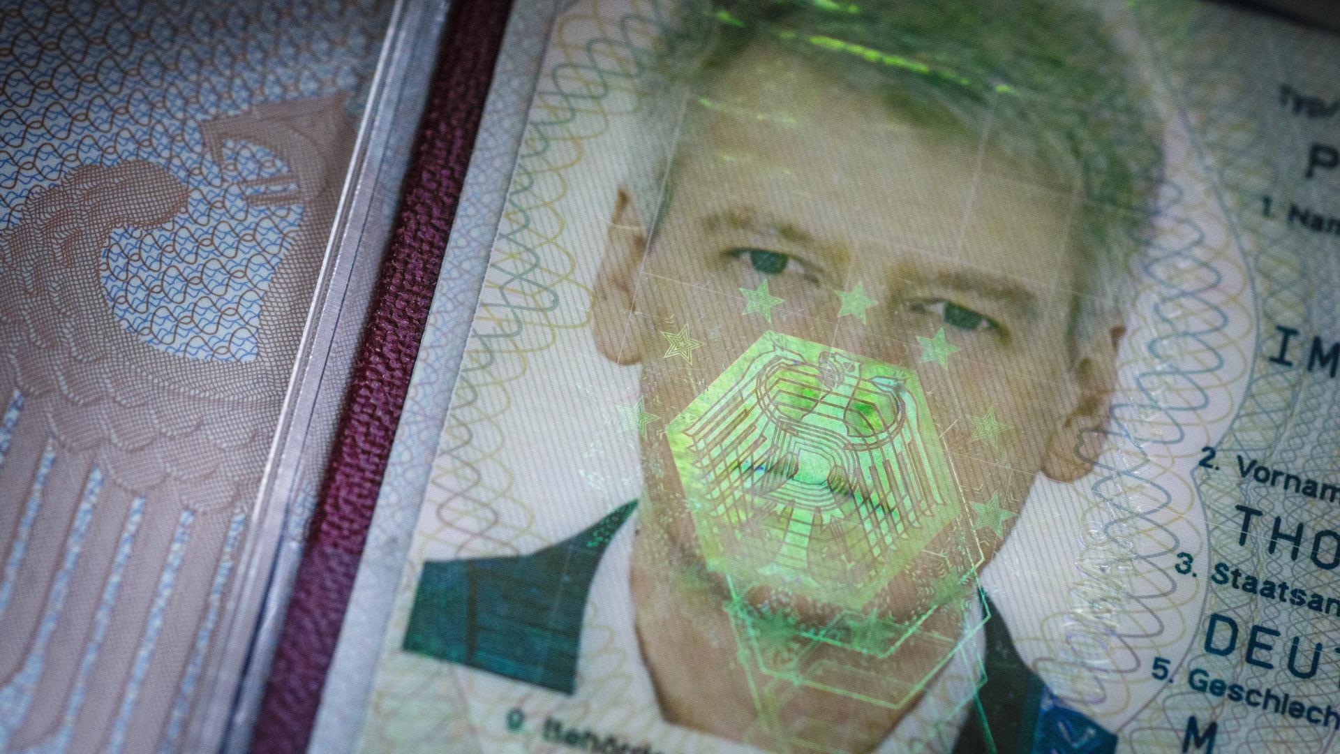 Handel: Seehofer lenkt zur Passbildern ein