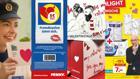 Valentinstag Kampagnen dm Penny Milka