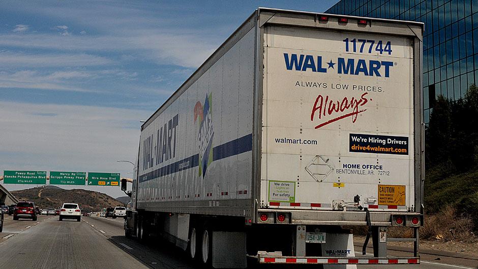 Drittes Quartal: Walmart mit Gewinnsprung