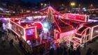 Die Weihnachtstruck-Tour von Coca-Cola: Hier ein Foto vom vergangenen Jahr.