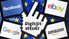 Digitalsteuer Amazon Google Facebook Ebay