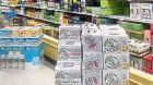 Hard Seltzer Kisten Im Supermarkt