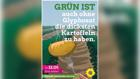 Wahlplakat Grüne NRW