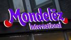 Mondelez Logo (imago)