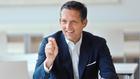 Optimistisch: Eduard Dörrenberg sieht in der Corona-Krise Chancen für Dr. Wolff.