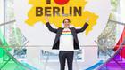 Aufbruchstimmung: Carsten Simon bemüht sich um neue Kunden für Mars – auch im neuen M&M's-Lad