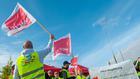 Erkämpft:  Mit Streikaktionen im gesamten Bundesgebiet hat die Gewerkschaft Verdi die ersten Tarif