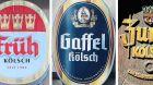 Kölsch:  Die Brauereien Früh, Gaffel und Erzquell (Zunft-Kölsch) wehren sich gegen Bußgelder de