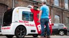 Snack Mobil Rewe Köln Vodafone