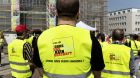 Verdi Einzelhandel Streik DPA