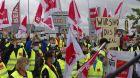 Verdi Streik Rewe (imago)