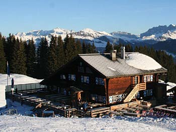 Douglas-Winter-Camp in Davos Klosters