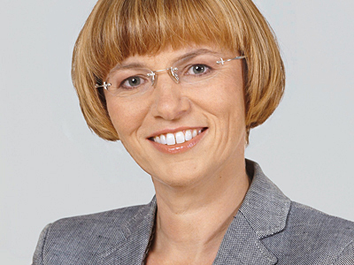 Bettina Buschhoff, P & G