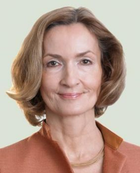 Dr. Claudia Schlossberger, Chief Human Resources Officer, Metro Group