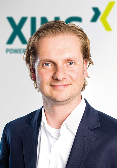 Stefan Schmidt-Grell, Director Product Marketing der Xing AG.
