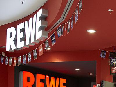 Rewe Dortmund Rewe Markt In Der Dortmunder Thier Galerie
