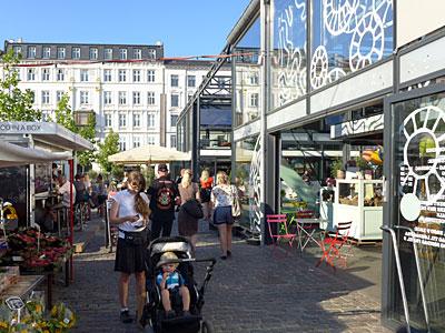 markthalle kopenhagen urbaner genuss. Black Bedroom Furniture Sets. Home Design Ideas